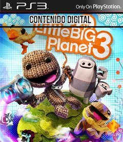 LITTLE BIG PLANET 3 -DIGITAL-