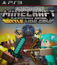 MINECRAFT BATTLE MAP PACK -DIGITAL-