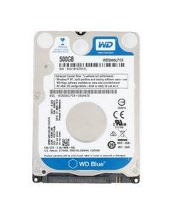 DISCO RIGIDO WD BLUE 500GB LAPTOP
