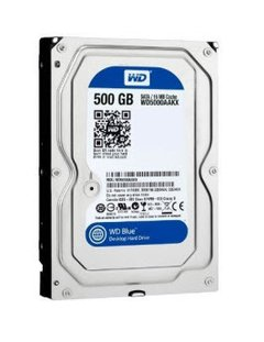 DISCO RIGIDO WD BLUE 500GB DESKTOP