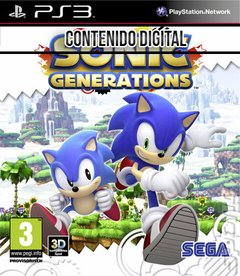 SONIC GENERATIONS -DIGITAL-