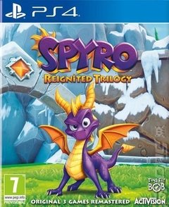 SPYRO REIGNITED COLLECTION