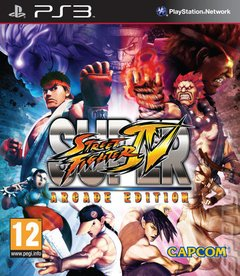 SUPER STREET FIGHTER IV ARCADE EDITION -USADO-