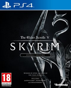 THE ELDER SCROLL SKYRIM