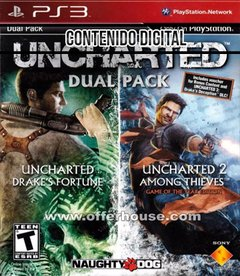 UNCHARTED DUAL PACK -DIGITAL-