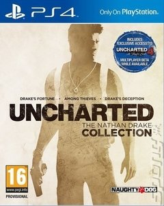 UNCHARTED COLLECTION -USADO-