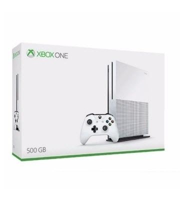 XBOX ONE S 500GB -USADA-