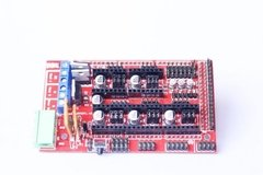 Kit Electronica Ramps + Arduino Mega+ 4 Drv8825 + Lcd Full en internet