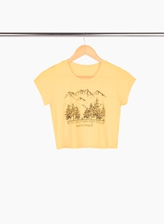 Remera Mountain