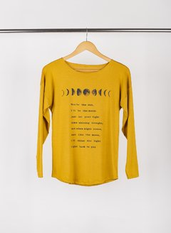 Remera Be The Moon 56141