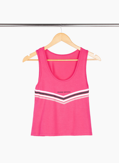 Top musculosa Colores rayas