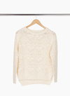 Sweater Kelly calado