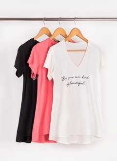 Remerón Escote V Be Your Own Kind 56260 - comprar online