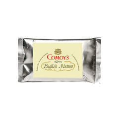 COMOY'S of London ENGLISH MIXTURE - Pouch 50gr. - Envasado en la Argentina