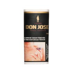 Don José Dark Tobacco - Pouch 50 gr.