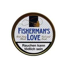 FISHERMAN'S LOVE NAVY BLEND - Lata 100 gr.