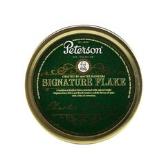 PETERSON – SIGNATURE FLAKE - Lata 100gr.