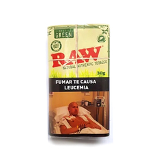 Raw Certified Green - Pouch 30 gr.