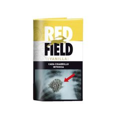 Red Field Vainilla - Pouch 30 gr.