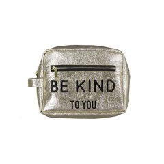 "Sobre ""BE KIND"" (Dorado & Negro)"