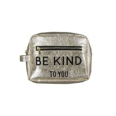 "Sobre ""BE KIND"" (Dorado & Fucsia) en internet"