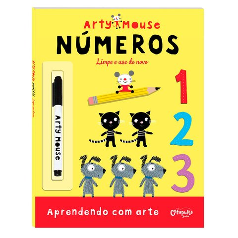 Art Mouse Números
