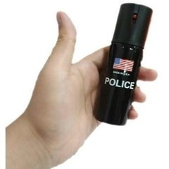 Gas Pimienta De Police Usa 60ml