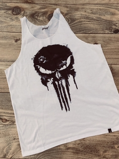Musculosa The Punisher