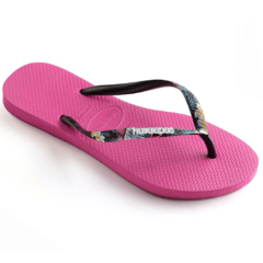 Ojotas Havaianas Slim Strapped Hollywood Rose