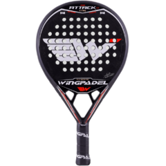 Paleta Wingpadel Air Attack 3.0 Control Eva Soft