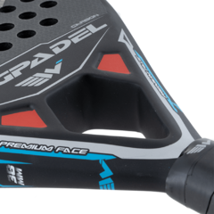 Paleta Wingpadel Air Combat 3.0 Black Control Eva Soft