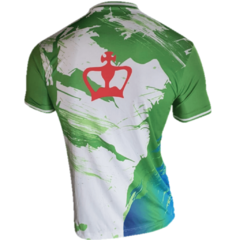 Remera Black Crown Cool Elastic Verde