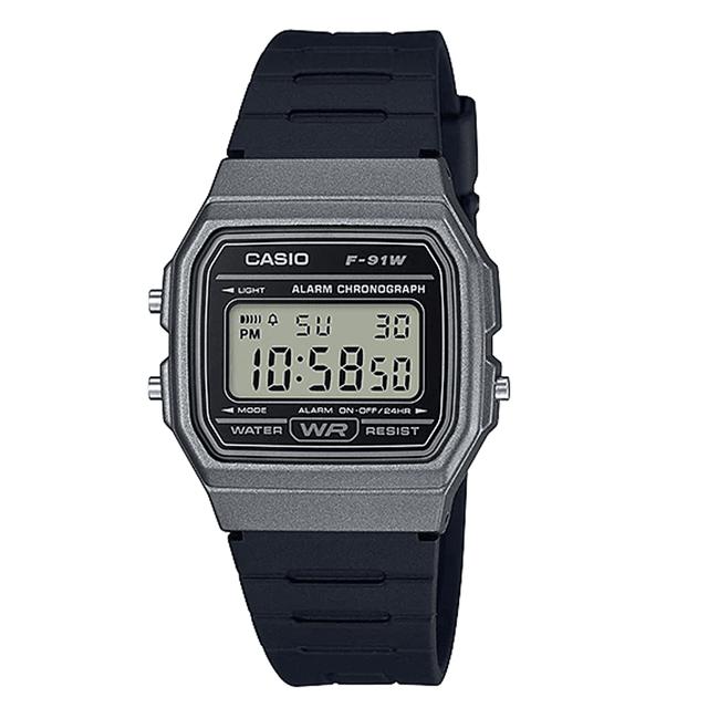 13bc5cb0ee06 Reloj Casio F-91WM-1B - Comprar en Selfie Mayorista