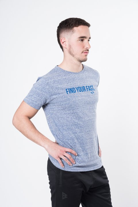 Remera Find Your Fast