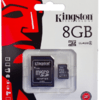 Kingston 8 GB Clase 4