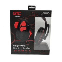 AURICULARES GAMER GTC PLAY TO WIN HSG-516