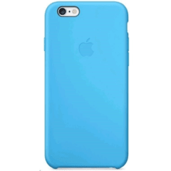 FUNDA IPHONE ORIGINAL CELESTE