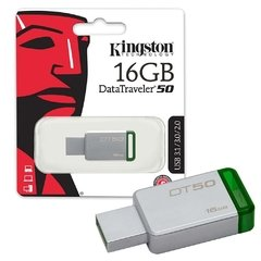 Pendrive Kingston 16GB USB 3.1/3.0/2.0