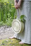 Basketry Carandillo handbag
