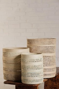 Image of Basketry cylinder