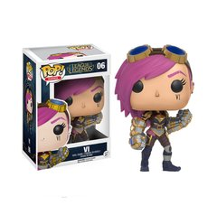 Pop! Games: League of Legends - Vi
