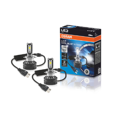 Lâmpada LED H7 Osram LED Cool Blue Intense