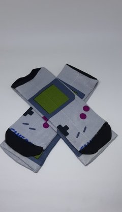 Meia cano alto - Game Boy na internet