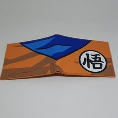 Carteira Dragon Ball Z - Goku na internet