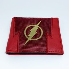 Carteira The Flash Logo - Vermelha