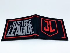 Carteira Justice League - Logo na internet