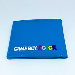 Carteira Game Boy Color - Azul - comprar online