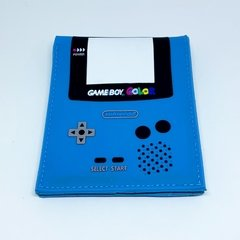 Carteira Game Boy Color - Azul na internet