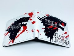 Carteira Game of Thrones - Stark na internet