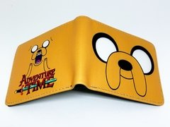 Carteira Adventure Time - Jake na internet